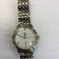 Omega De Ville Prestige nuevo 2020 Automático Reloj con estuche y documentos originales 424.20.40.20.02.005