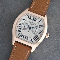 Cartier Tortue Roségold Weiß