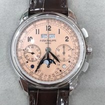 Patek Philippe Perpetual Calendar Chronograph 5270P-001 New Platinum 41mm Manual winding