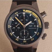 IWC Aquatimer Chronograph Titanio 42mm Sin cifras