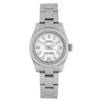 Rolex Oyster Perpetual 26 Steel 26mm White United States of America, Florida, Surfside