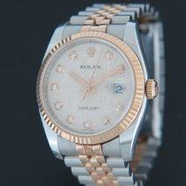 Rolex 116231 Guld/Stål 2007 Datejust 36mm brugt