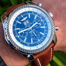 Breitling Bentley 6.75 Steel 48mm Blue No numerals United States of America, Texas, Frisco