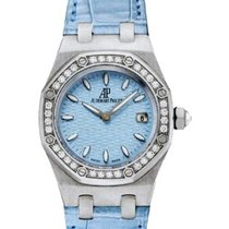 Audemars Piguet Royal Oak Lady Сталь 33mm Синий