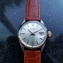 Rolex Oyster Perpetual Lady Date Gold/Steel 25mm United States of America, California, Beverly Hills