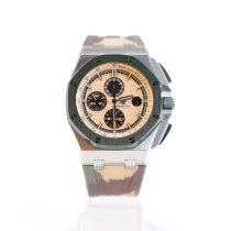 Audemars Piguet Royal Oak Offshore Chronograph neu 2018 Automatik Chronograph Uhr mit Original-Box und Original-Papieren 26400SO.OO.A054CA.01