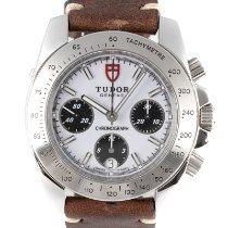Tudor Sport Chronograph Acél 39.5mm Fehér