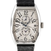 Franck Muller Master Banker 6850MB Very good Steel 41mm Automatic