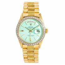 Rolex 1803 Yellow gold 1960 Day-Date 36 36mm pre-owned United States of America, New York, New York