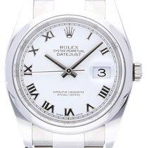 Rolex Datejust neu 2020 Automatik Uhr mit Original-Box und Original-Papieren 126200