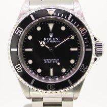 Rolex Submariner (No Date) Steel 40mm Black No numerals United Kingdom, Middlesbrough