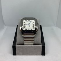 Cartier Steel 39.8mm Automatic WSSA0018 new