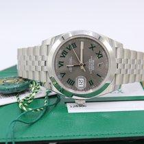 Rolex Datejust Stahl 41mm Grau Deutschland, Berlin