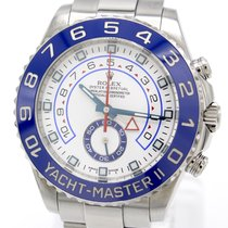 Rolex Yacht-Master II 116680 New Steel 44mm Automatic