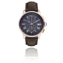 Cerruti new Quartz PVD/DLC coating 44mm Mineral Glass