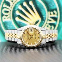 Rolex Lady-Datejust Acier 26mm Champagne Romains