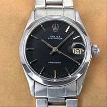 Rolex 6466 Steel 1967 Oyster Precision 31mm pre-owned