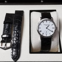 Patek Philippe Calatrava White gold 31mm White Roman numerals