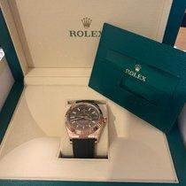 Rolex Sky-Dweller Rose gold 42mm Grey No numerals United Kingdom, Newry