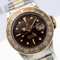 Rolex GMT-Master Gold/Stahl 40mm Braun Keine Ziffern Deutschland, München