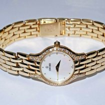 Concord pre-owned Quartz 21.5mm Mother of pearl Sapphire crystal 1 ATM