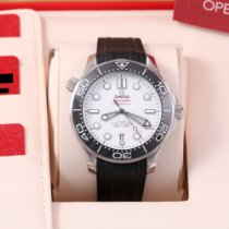 Omega Seamaster Diver 300 M Steel 42mm White No numerals United States of America, California, Los Angeles