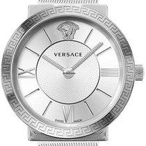 Versace Steel 36mm Quartz new