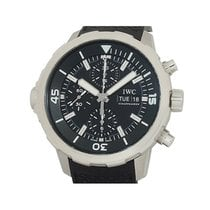 IWC Steel 44mm Automatic IW376803 pre-owned