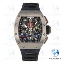 Richard Mille Titanium Automatic RM011-FM pre-owned United States of America, New York, New York