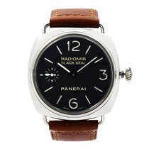 Panerai Steel 45mm Manual winding Radiomir Black Seal pre-owned United States of America, New York, NYC