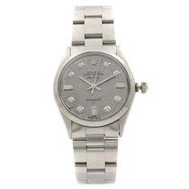 Rolex Steel 1969 Air King 34mm pre-owned United States of America, New York, NYC