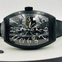 Franck Muller Master Banker Steel 43mm Black Arabic numerals United States of America, New York, NYC