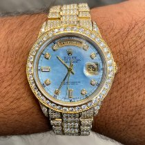 Rolex 18038 Yellow gold 1980 Day-Date 36 36mm pre-owned United States of America, California, Beverly Hills