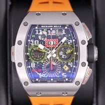 Richard Mille RM 011 Titanium Transparent United States of America, New York, New York