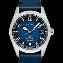 Seiko Prospex Steel 38.00mm Blue