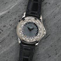 Patek Philippe World Time Platine 37mm Bleu France, PARIS - UNIQUEMENT SUR RDV