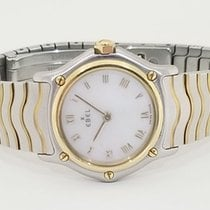 Ebel Classic Gold/Steel 23mm Mother of pearl Roman numerals United States of America, California, Los Angeles