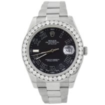 Rolex 116300 Steel Datejust II 41mm pre-owned United States of America, California, Fullerton