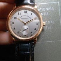 A. Lange & Söhne Oro rosa Cuerda manual 206.032 usados