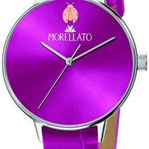 Morellato Acier 33mm Quartz R0151141528 nouveau