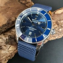 Breitling Superocean Heritage II 46 Steel 46mm Blue