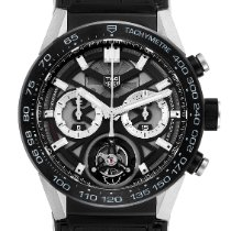 TAG Heuer Carrera Heuer-02T Titanium 45mm United States of America, Georgia, Atlanta