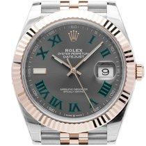 Rolex Datejust II neu 2020 Automatik Uhr mit Original-Box und Original-Papieren 126331