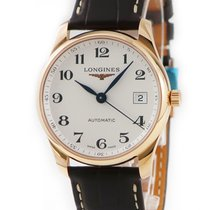 Longines Master Collection Rose gold Silver