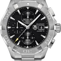 TAG Heuer Aquaracer 300M new 2021 Automatic Chronograph Watch with original box cay2110.ba0927