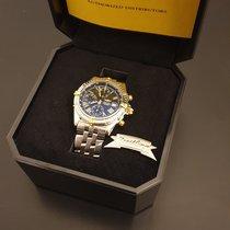 Breitling Crosswind Racing Gold/Stahl 43mm Schwarz Römisch Deutschland, Laatzen