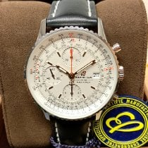 Breitling A13324121G1X4 Steel 2020 Navitimer Heritage 41mm new