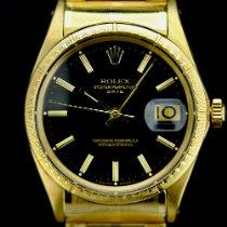 Rolex Oyster Perpetual Date Gelbgold 34mm Schweiz, Geneva