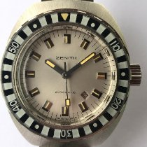 Zenith New Vintage 1965 Acero 32mm