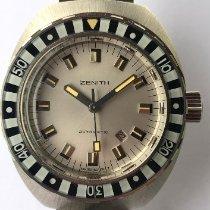 Zenith New Vintage 1965 Steel 32mm